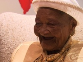 Cicilia Laurent, passed away at age 120 years