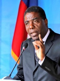 Haiti - Politics: Enex Jean-Charles wrote to the Minister of Justice