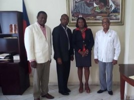 Haiti - Education : Cuba and Haiti are preparing the 7th literacy campaign