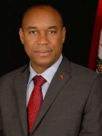 iciHaiti - Diaspora : Back of Justin Viard as Consul of Haiti in Montreal