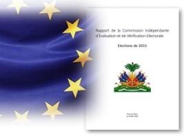 Haïti - FLASH : Une étude de la MOE-UE, révèle des manipulations de la CIEVE