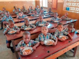 Haiti - Humanitarian : France improves food security in schools