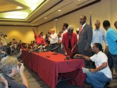Haiti - Elections : Positions of 18 candidates face the annulation of the poll