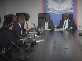 iciHaïti - Environnement : Les maires de la Zone métropolitaine parlent de déchets