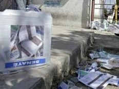 Haiti - Elections : Frauds, Civil Society denounces
