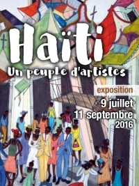 Haiti - Culture : Exhibition «Haiti, a people of artists»