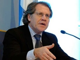 Luis Almagro, concerned about the inability of parliamentarians…
