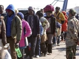 Haiti - Social : Colombia deports 24 illegal Haitian migrants