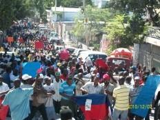 Ha ti social manifestation anti lections port au prince toutes les - Manifestation a port au prince aujourd hui ...