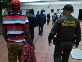 Haiti - Social : 392 illegal Haitian citizens intercepted in Colombia