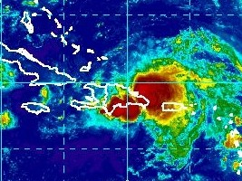 Haiti - WEATHER : Alert, a tropical wave will hit Haiti