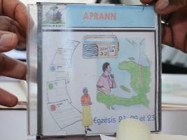 iciHaïti - Éducation : J-9, du début de la campagne d'alphabétisation à Panyol