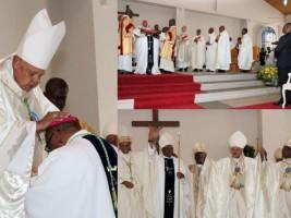 Haïti - Religion : Ordination épiscopale du nouvel Evêque auxiliaire de Port-au-Prince