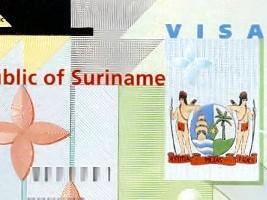 Haïti - FLASH : Suriname, Visa obligatoire pour les haïtiens