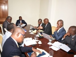 iciHaiti - Politic : Problem of deportations, Privert proposes a Commission as solution...