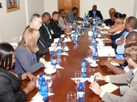 Haiti - Politic : High-level meeting on Haitian repatriations