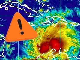 Matthew, Haiti in alert phase 1