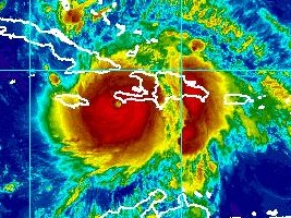 Haïti - FLASH : Ouragan Matthew, la situation actuelle