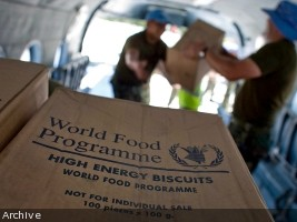Haiti - Humanitarian : WFP mobilizes to help victims of Matthew