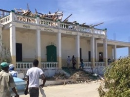 Haiti - Health : 33% of hospitals damaged in the Great South