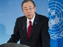 Haiti - Politic : Ban Ki-moon in Haiti Saturday