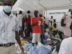 Haiti - Epidemic : Risk of worsening of cholera in the Metropolitan Area