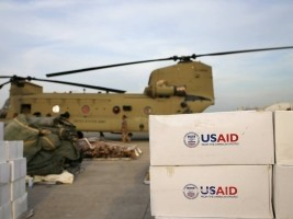 Haiti - USA : End of Mission for US Marines