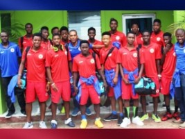 Haiti - Football U-20 : Caribbean Cup, list of Grenadiers
