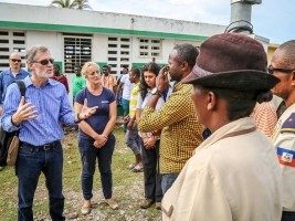 iciHaïti - Santé : «Le choléra reste la menace la plus pressante»