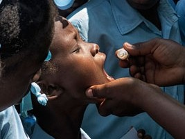 Haiti - Health : 1 million vaccines against cholera arrived in the country