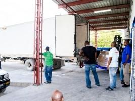 Iciha ti amcham trinidad don de 5 tonnes d 39 aide pour for Chambre de commerce d haiti