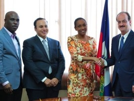 Haiti - Health : Kuwait will fund a new hospital in the metropolitan area