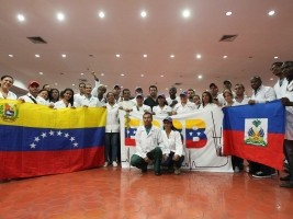 Haiti - Health : The Venezuelan medical brigade has left Haiti
