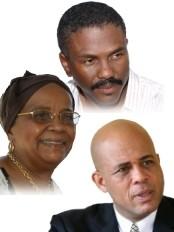 Réunion des secteurs de l'opposition pour une solution haitienne de la crise  G-1923
