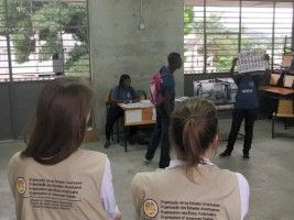 Haiti - Elections : OAS Preliminary Report