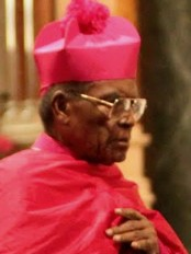 Haiti - Religion : The Archbishop Francois Gayot died