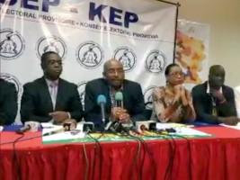Haïti - FLASH : Résultats préliminaires 1er tour - Élections 20 novembre 2016