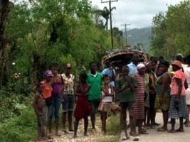 Haiti - Humanitarian : 550,000 people need immediate stabilization