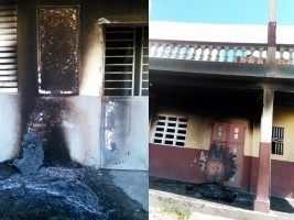 3 schools attacked and burned in the South