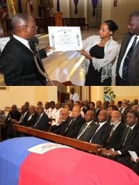 Haitian funeral customs