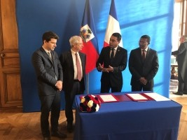 Haiti - FLASH : France will host 100 Haitian scholars per year