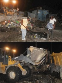Haiti - Environment : Port-au-Prince declares war to the rubbish