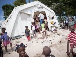 Haiti - Humanitarian: 3 months after Matthew, aid to children continues