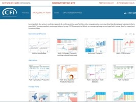 iciHaiti - Economy : Project «Investing in Haiti / Open Data»