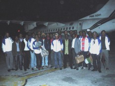 Haiti - Police : 24 PNH agents trained in Colombia