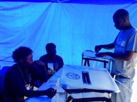 Haiti - Elections : Quiet situation, very few voters in the metropolitan area