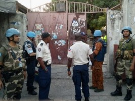 Haiti - Elections : 10 arrests, 3 weapons seized (Provisional)