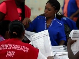 Haiti - Elections : All senatorial PVs arrived at the CTV