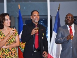 Haiti - France : Two Haitians receive the Order of Agricultural Merit