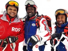 Haiti - St. Moritz : Haiti at the 2017 World Ski Championships